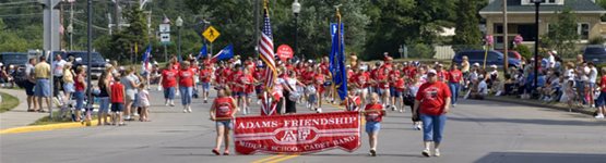 Adams - Friendship WI